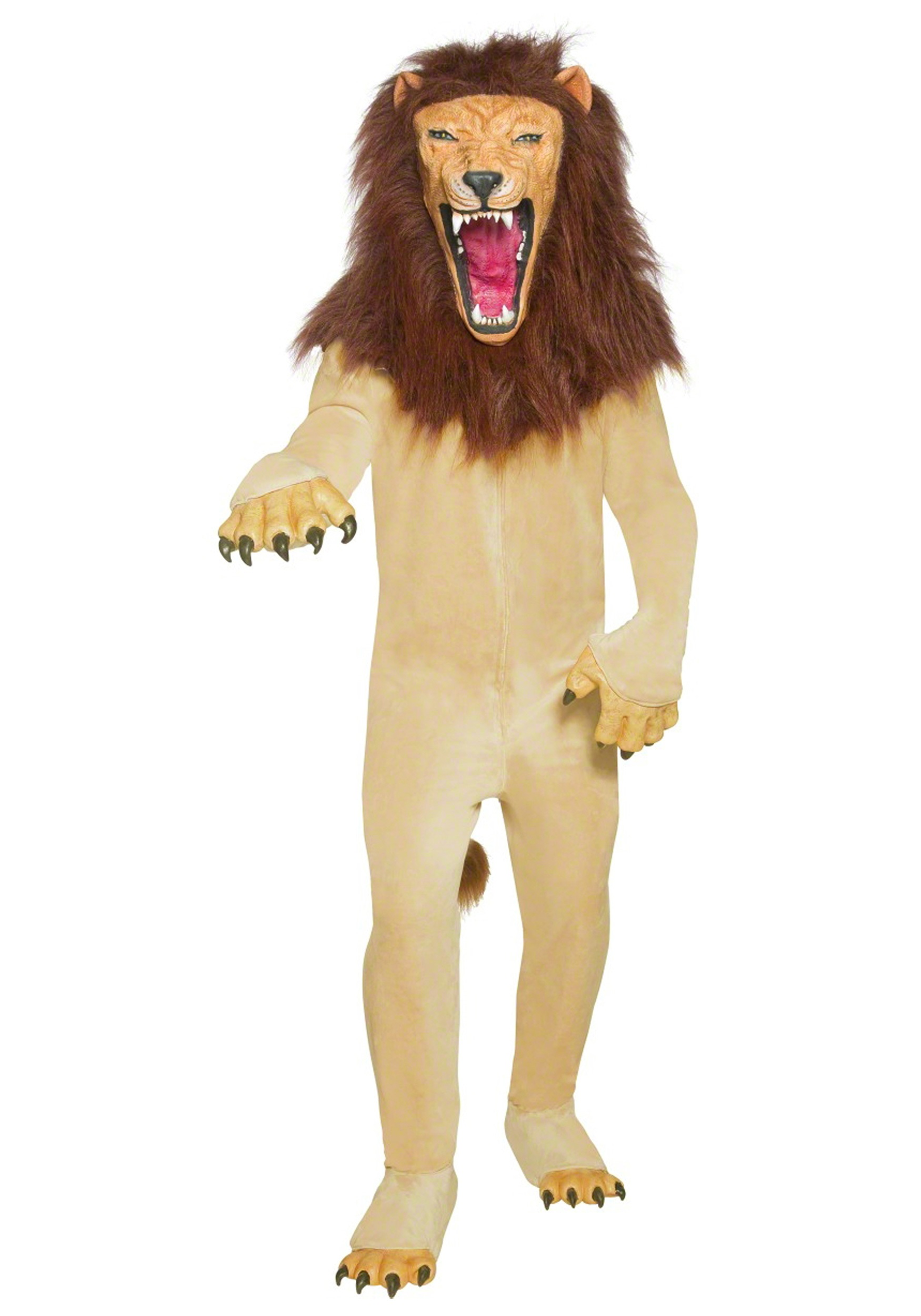 10 Dog Apparel  Lion Mane for Dog Realistic Costume for