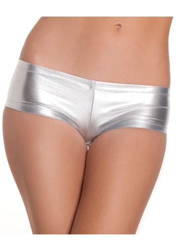 Metallic Boy Shorts