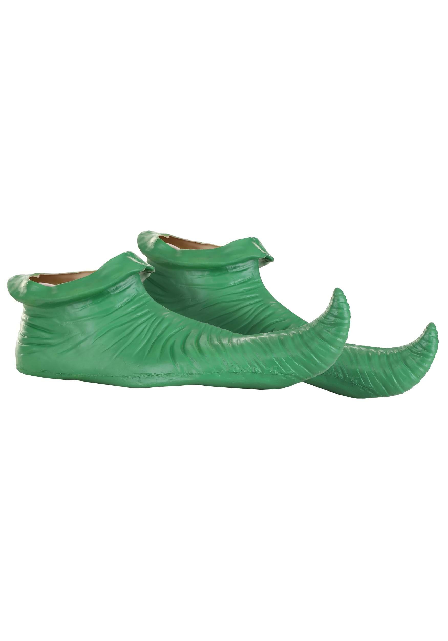 Black Munchkin Shoes Green Munchkin Shoes