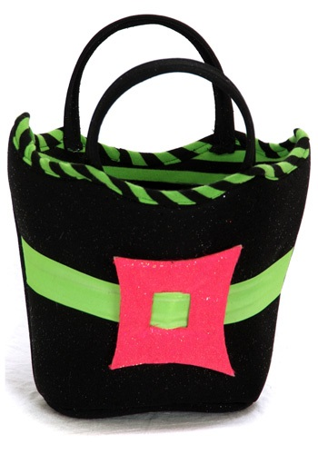 Spiderina Witch Handbag