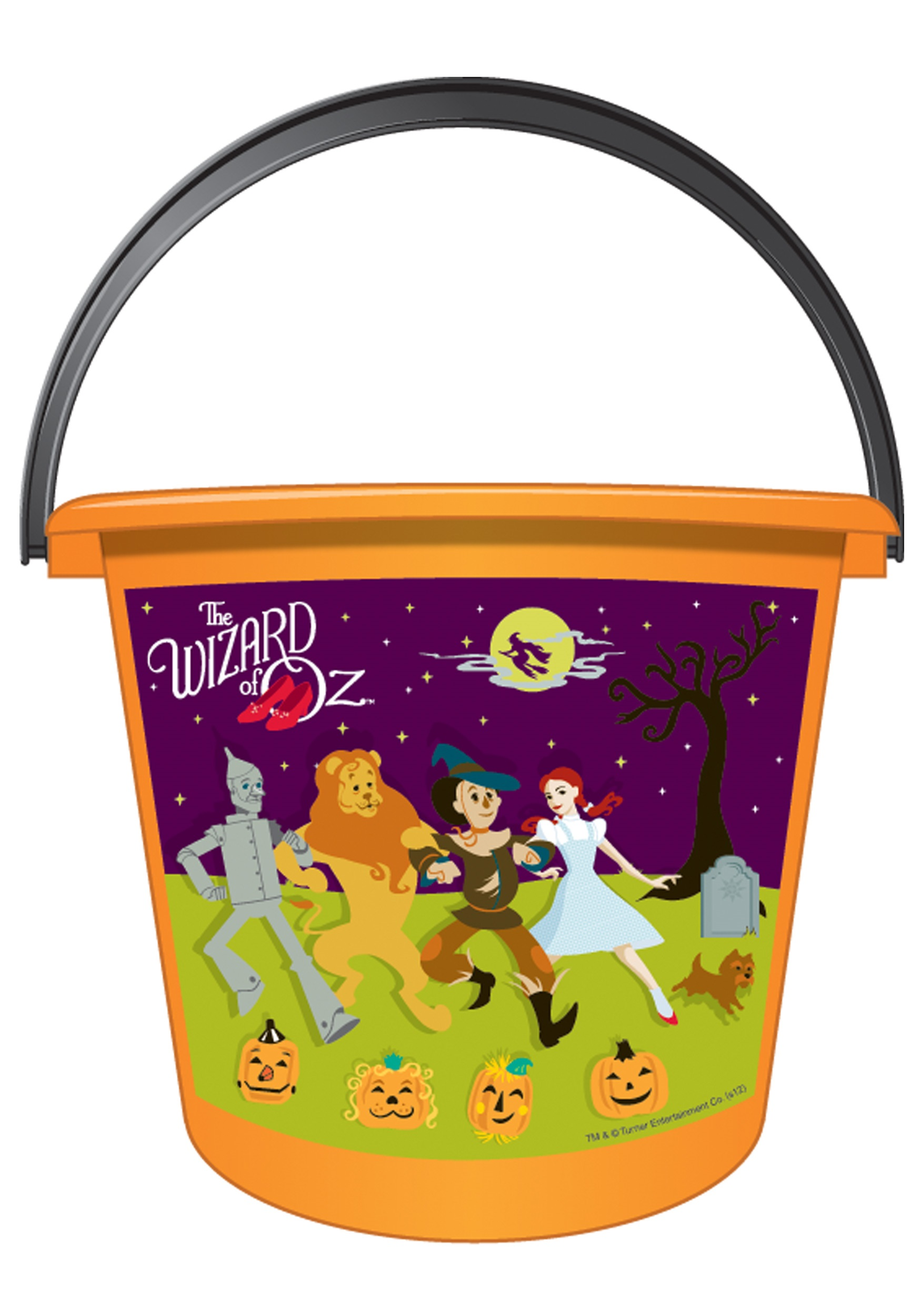 Wizard of Oz Candy Bucket - Wizard of Oz Character Costume Accessories