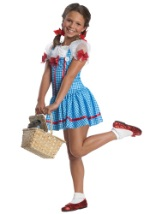 Dorothy Wizard of Oz Girls Costume