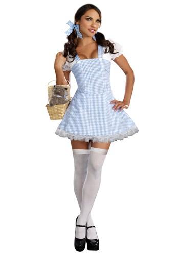 Blue Gingham Dress Costume