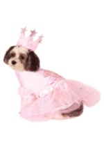 Glinda Good Witch Pet Costume