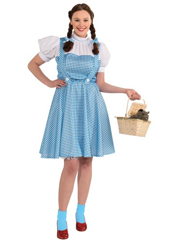 Adult Dorothy Plus Size Costume