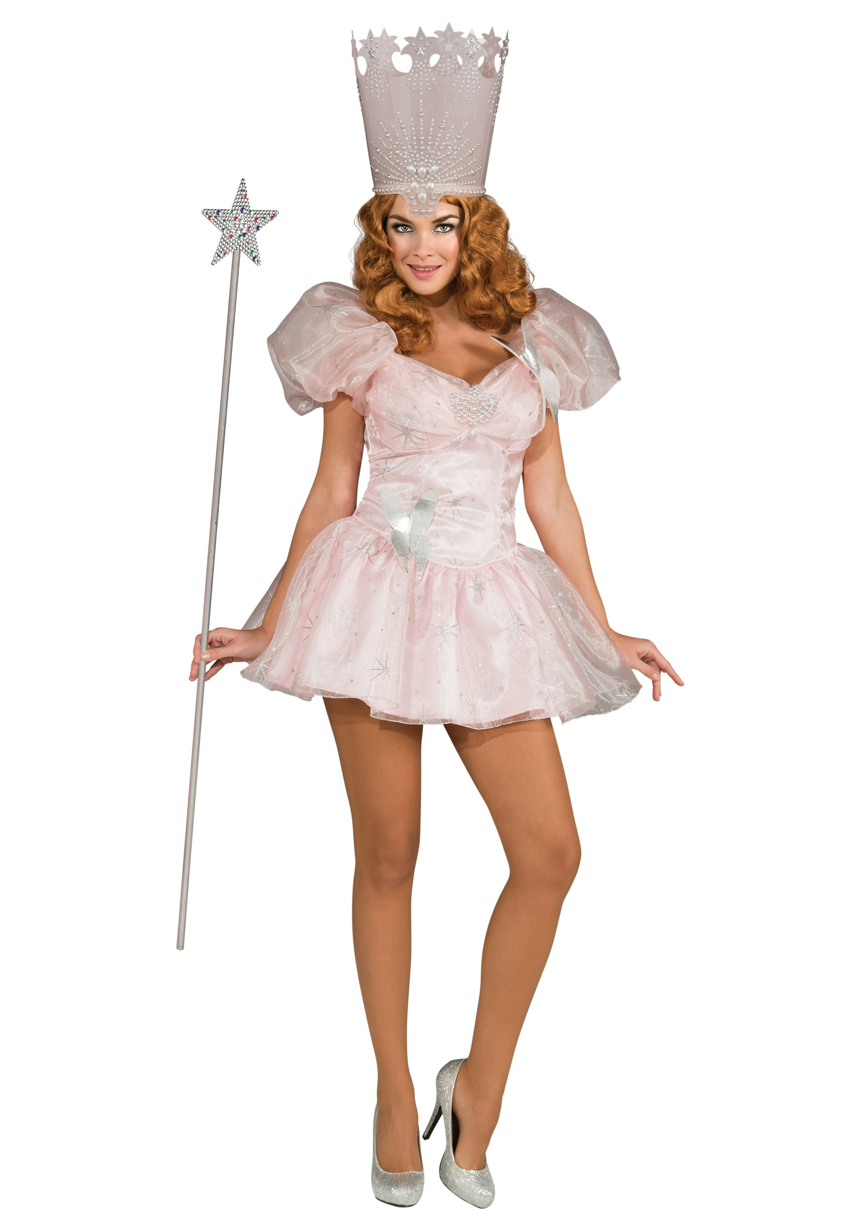 sc 1 st  Wizard of Oz Costumes & Sexy Glinda the Good Witch Costume
