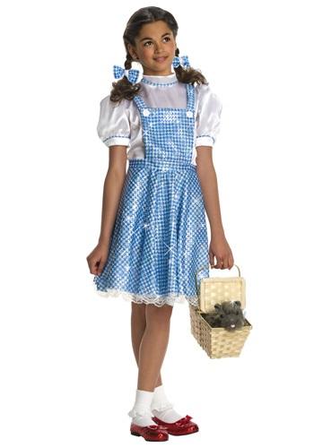 Child Sequin Dorothy Costume