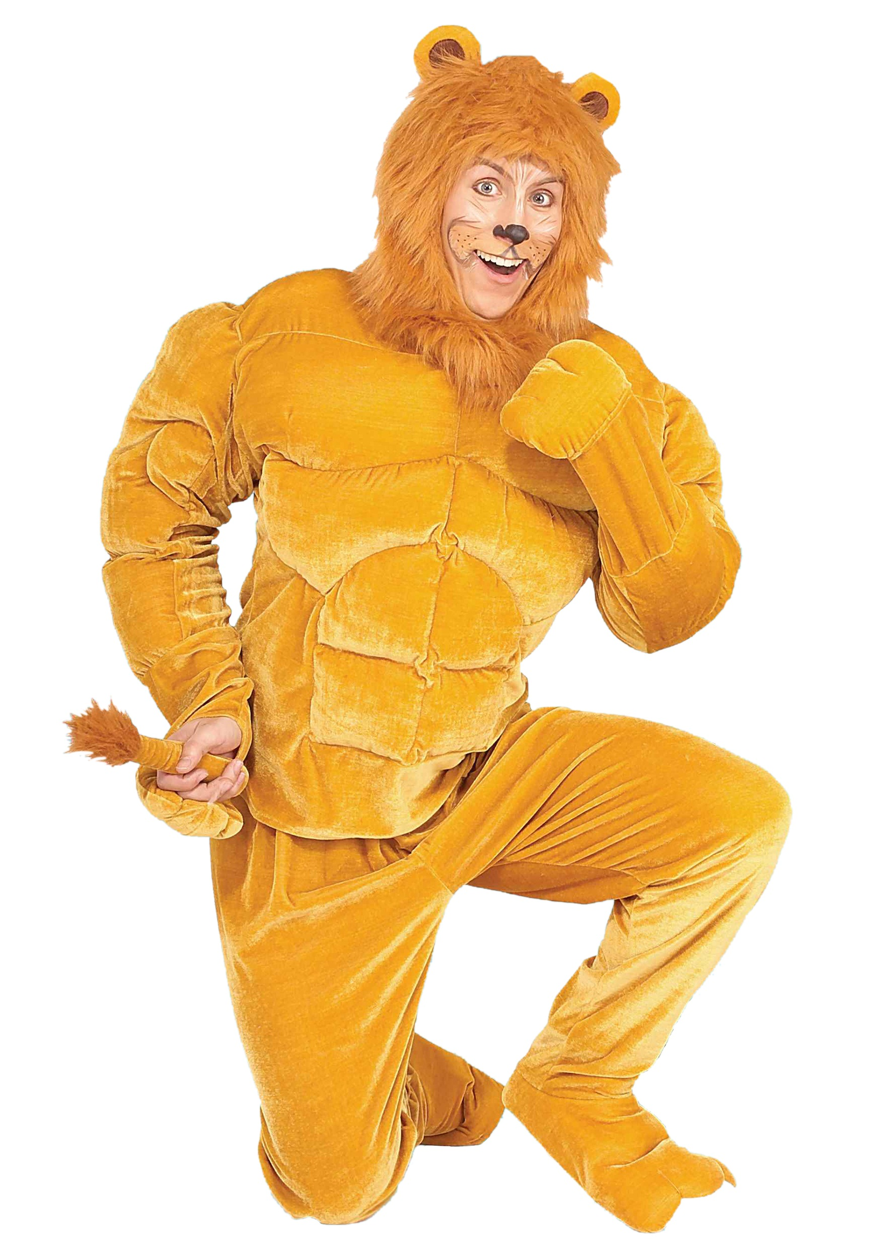 82275a346 Macho Lion Costume