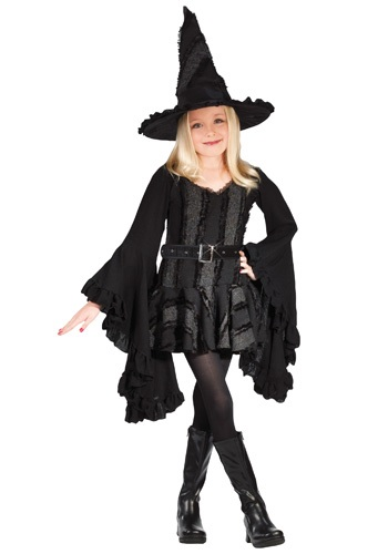 Child Wicked Witch Costume - Wizard of Oz Witch Dress