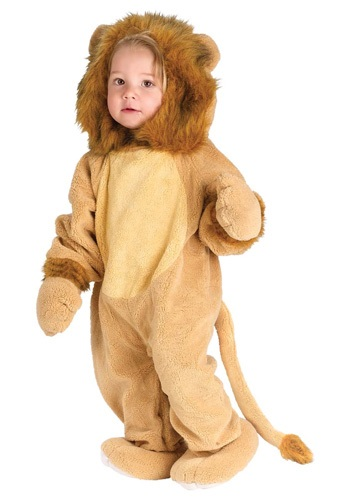 Baby Cuddley Lion Costume