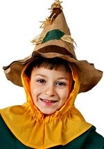 Kids Scarecrow Character Hat