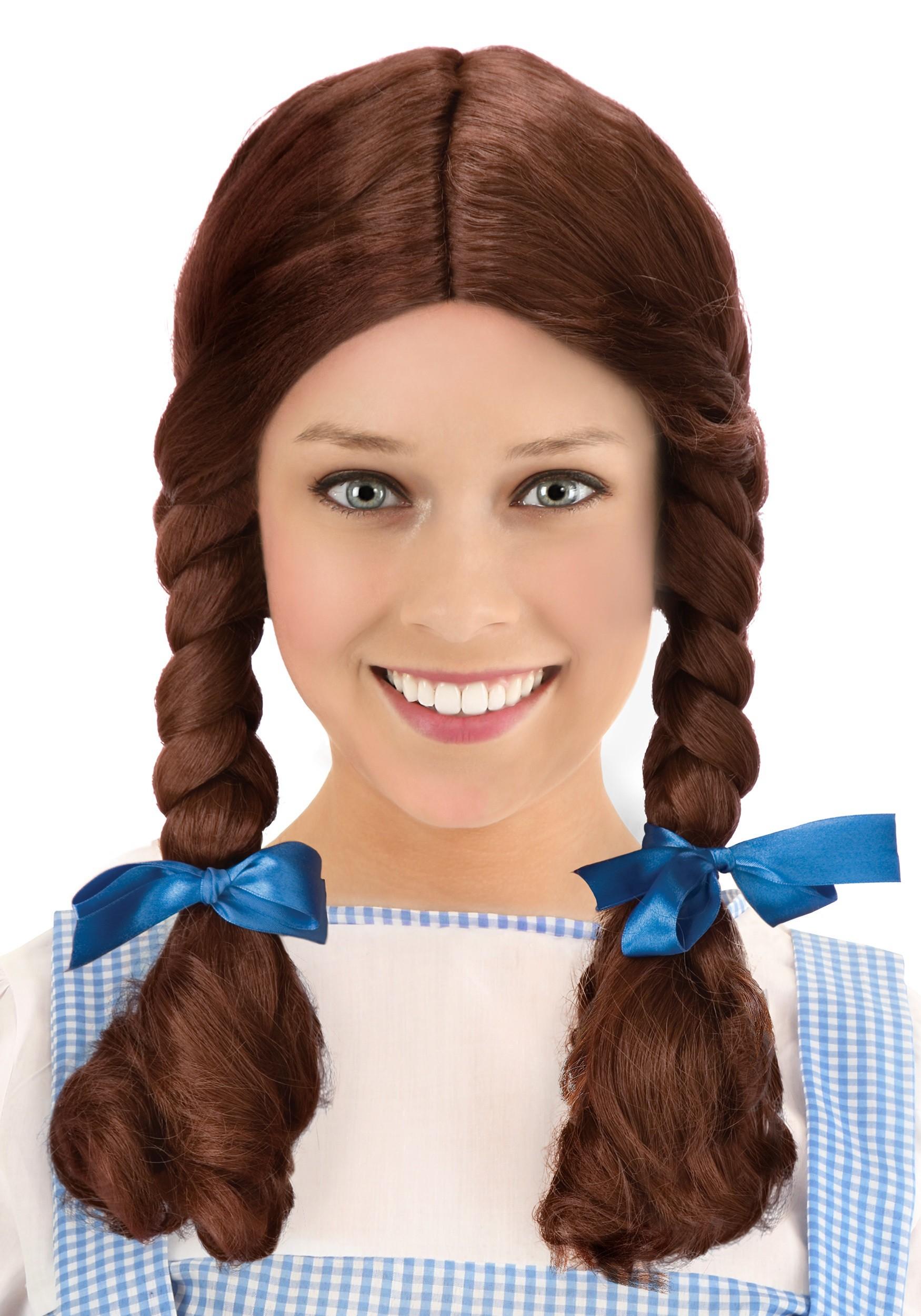 Deluxe Kansas Girl Wig