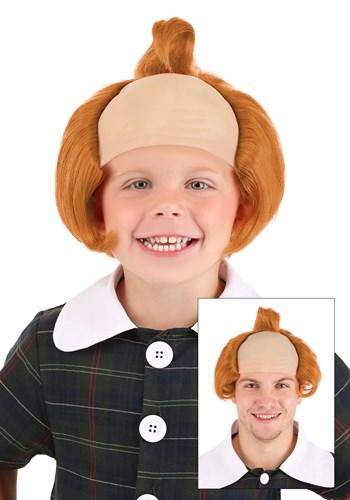 Curly Q Munchkin Wig