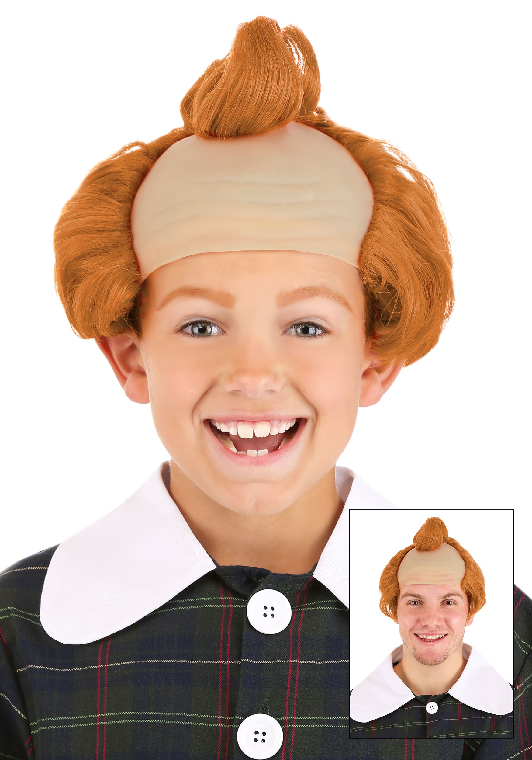 Wizard of Oz Munchkin Wig - Kids, Adult Costume Wigs