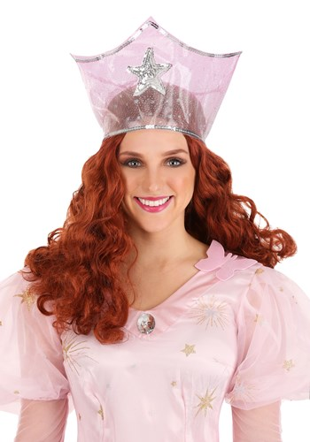 Sparkle star crown for Glinda the good witch crown template