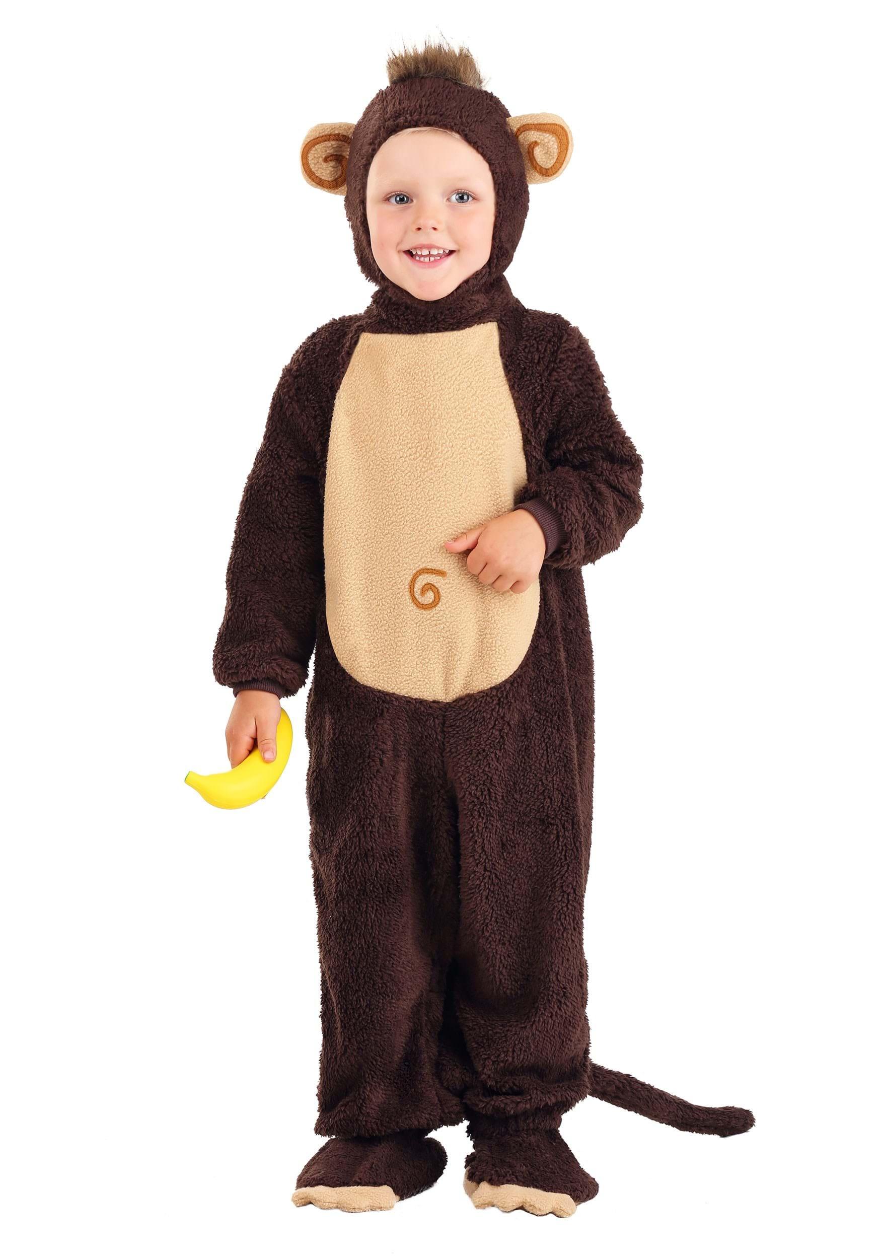 Infant Monkey Costume - Baby Monkey Costumes - photo#35