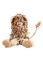 Lion Deluxe Toddler Costume