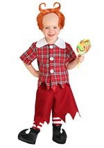 Red Munchkin Tots Costume