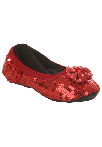 Child's Ruby Slippers