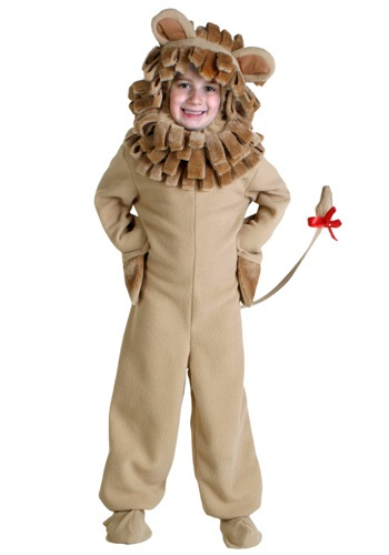 Kids' Lion Costume