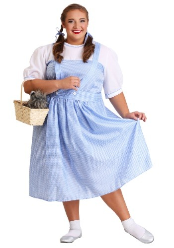 Plus Size Kansas Girl Dress