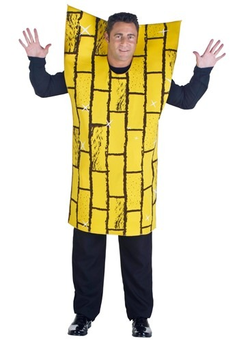 Yellow Brick Road Men's Costume