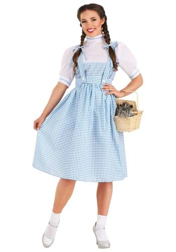 Kansas Girl Costume (Long Dress)