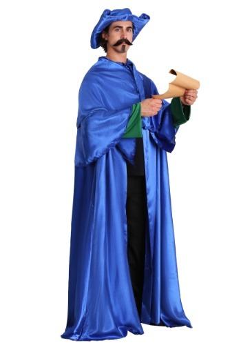 Plus Size Munchkin Coroner Costume