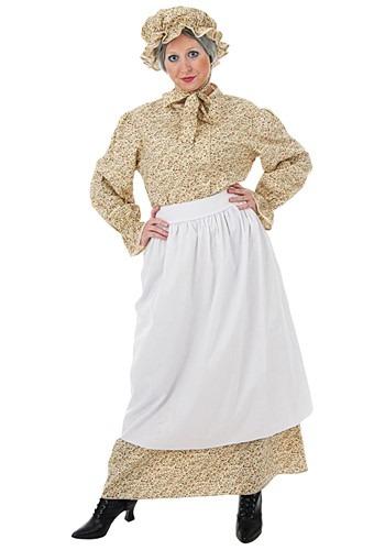 Plus Size Auntie Em Adult Costume