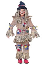 Authentic Kids Scarecrow Costume