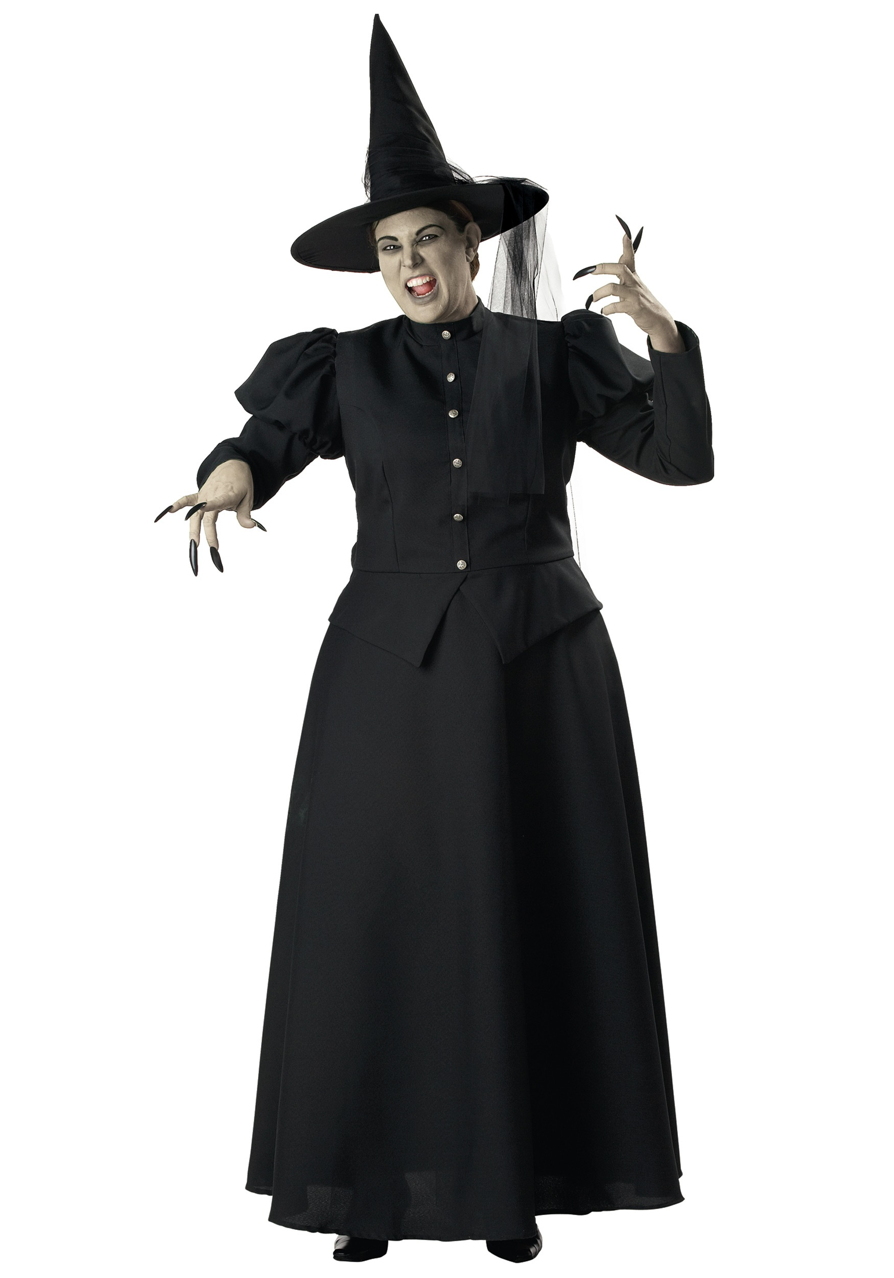 cd28a00f774 Womens Plus Size Wicked Witch