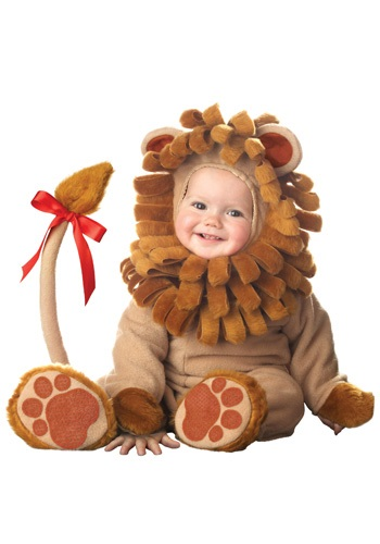 Cowardly Lion Cub Costume