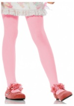 Child Pink Tights