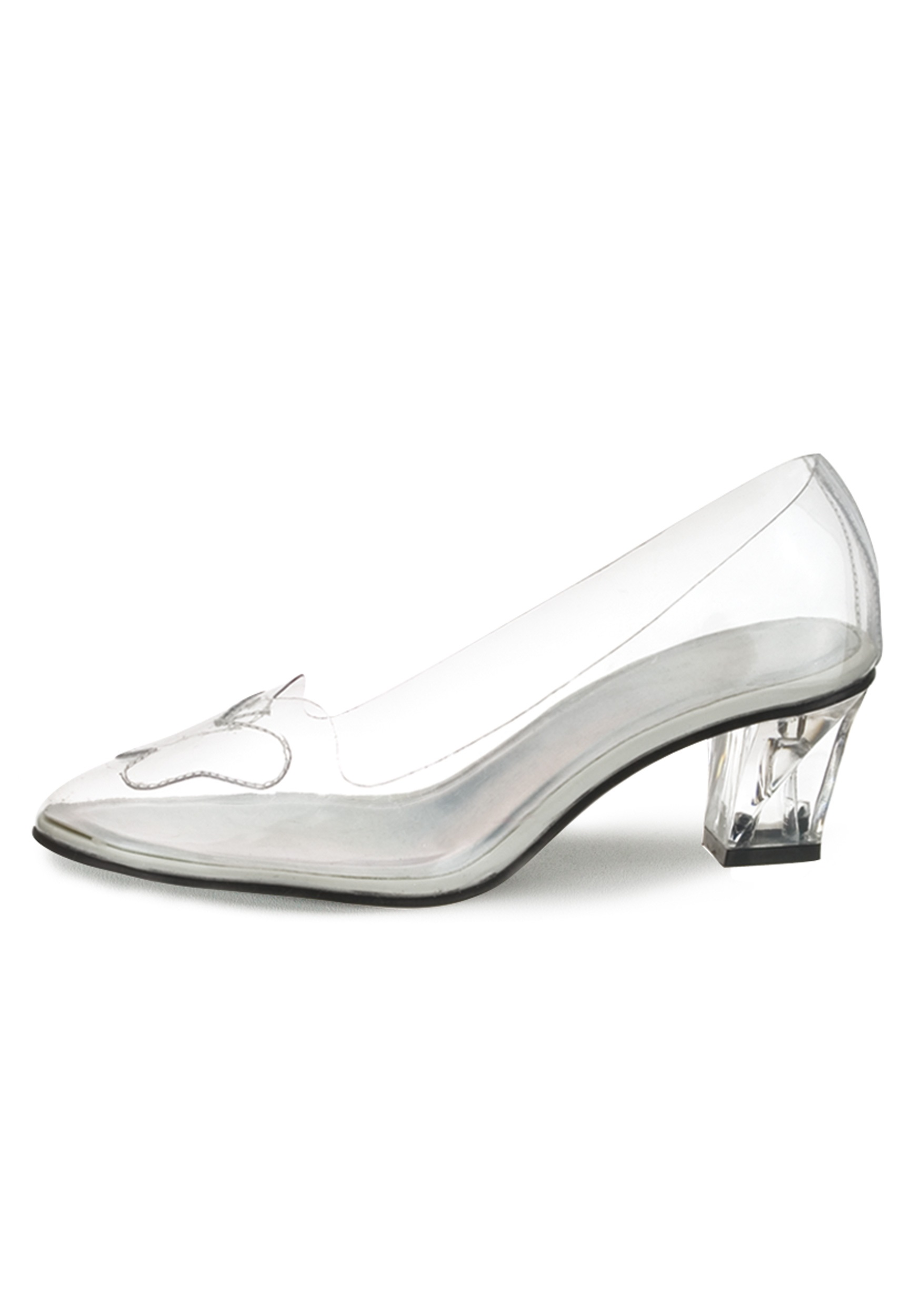 womens clear shoes