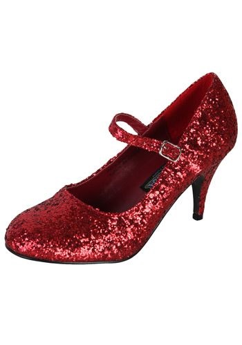 Sexy Dorothy Shoes