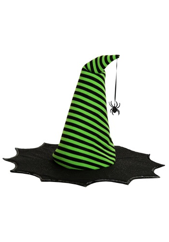 Wicked Spider Witch Hat
