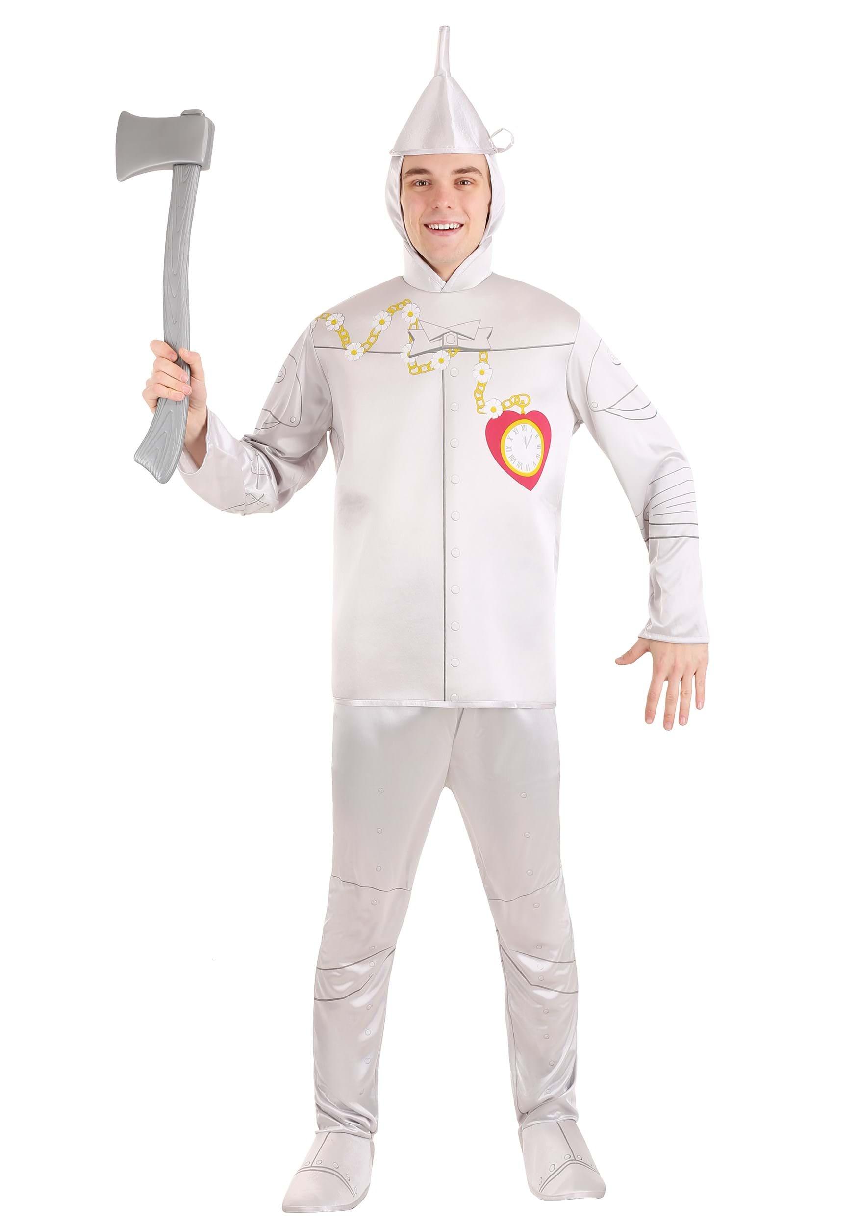 Tin man Costume Teen Size - Wizard of Oz