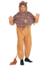 Cowardly Lion Costume Plus Size