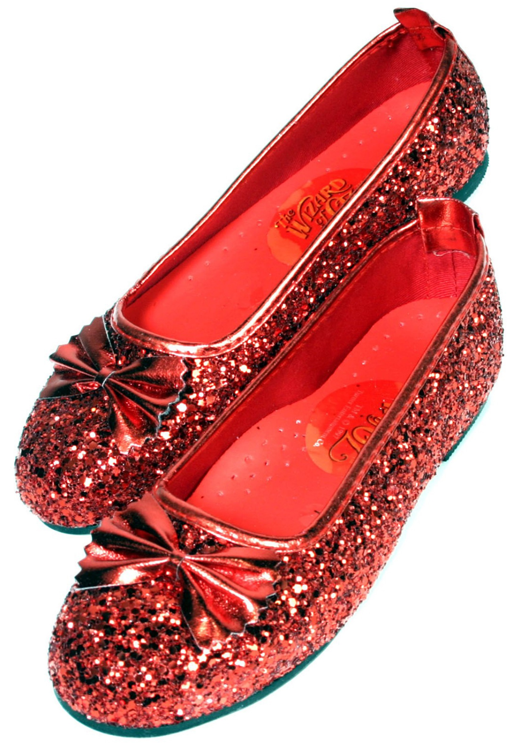 6db43656134 Ruby Red Girls Slippers