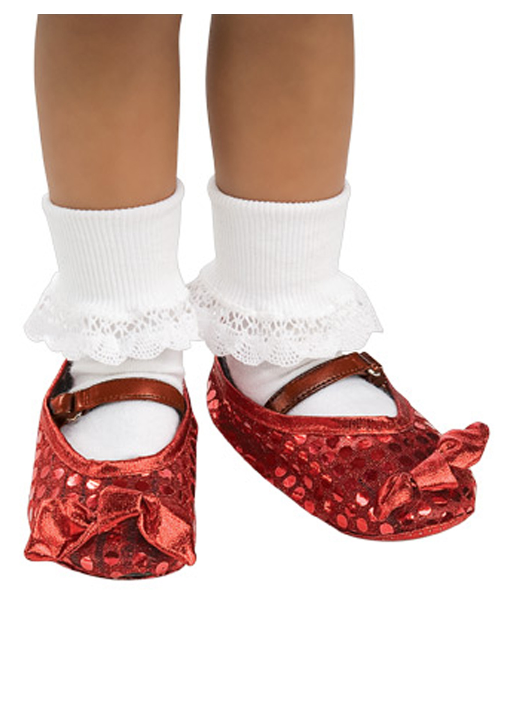 Child Wizard of Oz Ruby Red Shoes