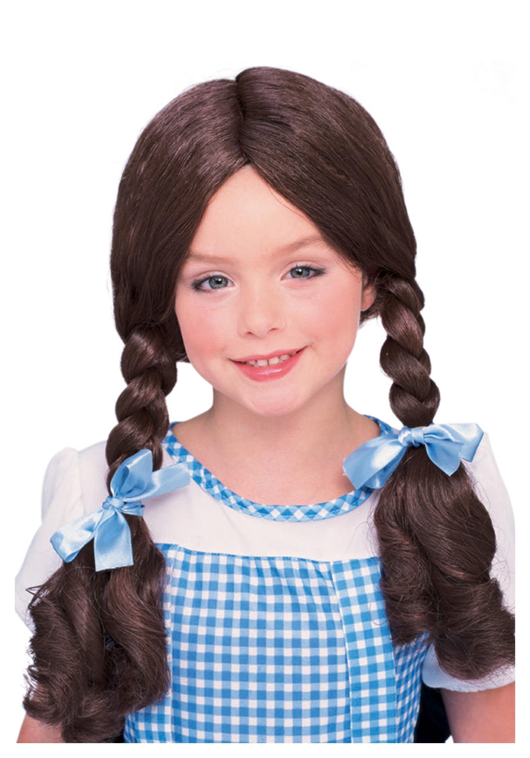 Child's Dorothy Wig