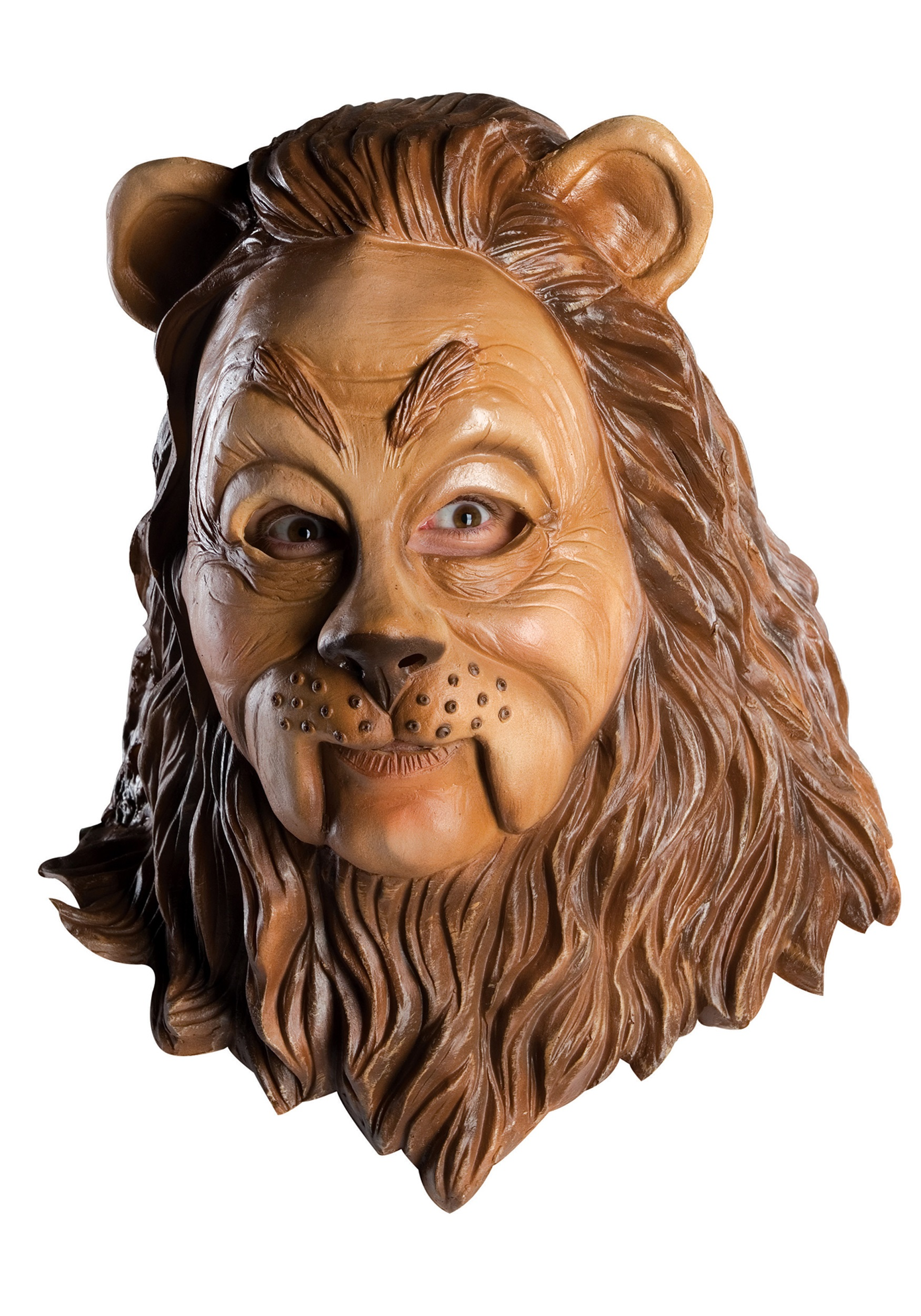 Cowardly Lion Costume Mask  sc 1 st  Wizard of Oz Costumes & Cowardly Lion Costume Mask - Authentic Wizard of Oz Masks