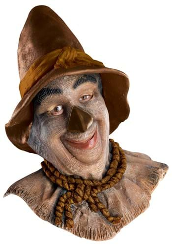 Scarecrow Costume Mask