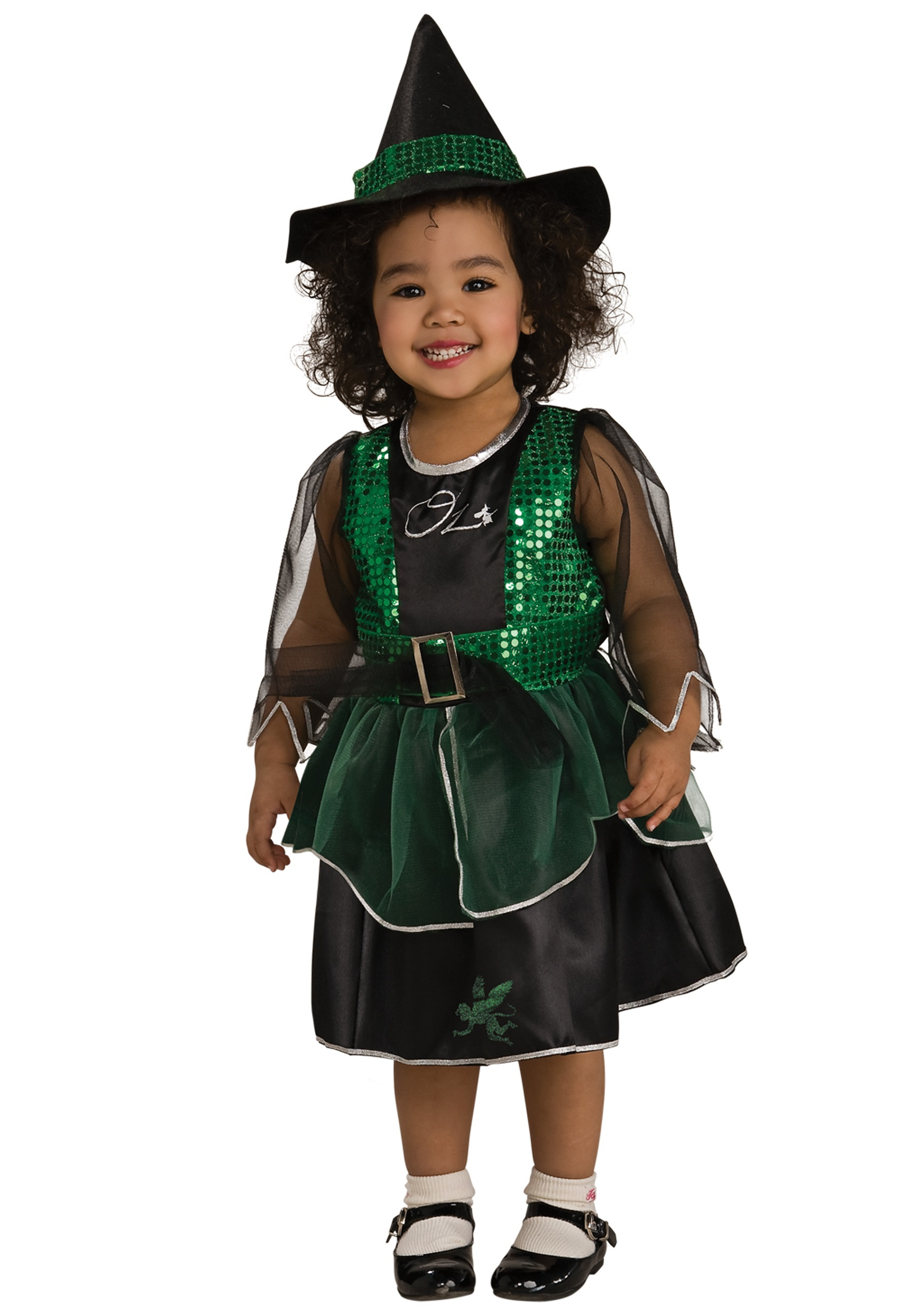 Wicked Witch Toddler Costume - Wizard of Oz Witch Costumes