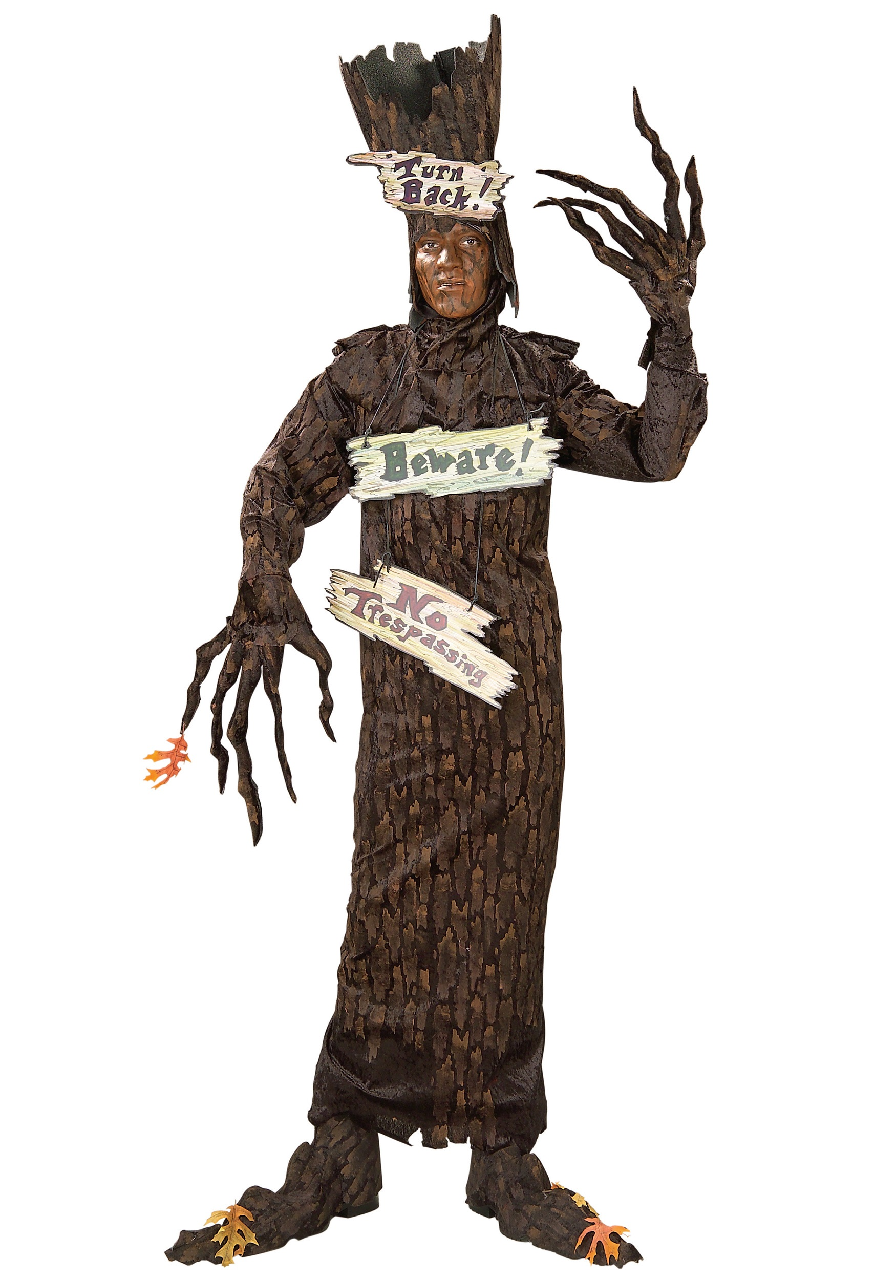 Wizard of Oz Costumes - Flying Monkey and Scary Tree costumes